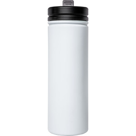 MIZU M9 Bottle with Straw Lid 900ml, enduro white